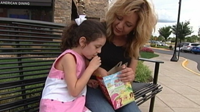 VIDEo: Yale University analyzes the nutrition of kids' meals at fast food chains.
