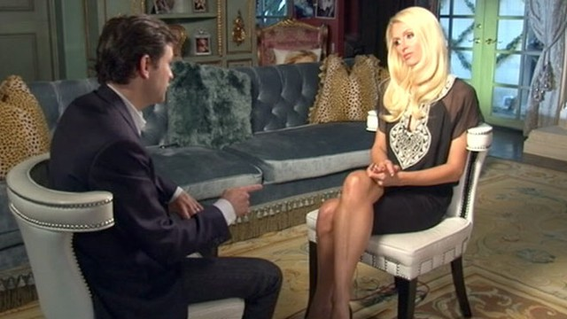 VIDEO: Paris Hilton Walks Out Of Interview