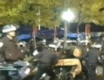 VIDEO: 'OWS' Protesters Evicted From Zuccotti Park
