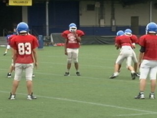 Watch: High School Football Dangers: Doctor Sparks Debate