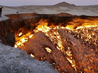 Have Scientists Found the Mythical 'Gate to Hell'?