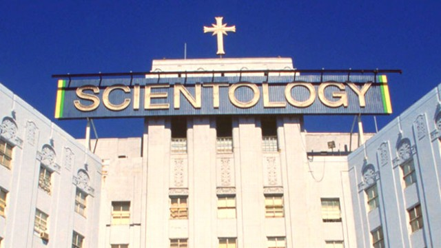 """VIDEO: The star opens up about leaving the Church of Scientology on """"Dancing with the Stars."""""""