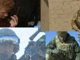 Watch: Prince Harry Returns to Afghanistan for Second Tour of Duty