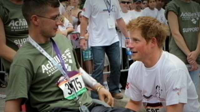 Video: Prince Harry to Visit Arlington National Cemetery