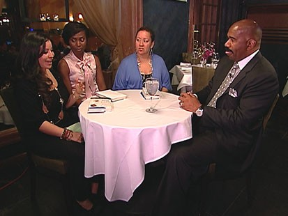 VIDEO: Straight Talk With Steve Harvey