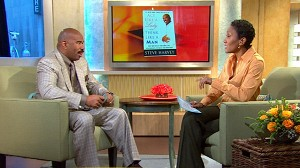 VIDEO: Author Steve Harvey talks to six guys seeking relationship advice.