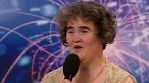 VIDEO: Talent Star Susan Boyle Places Second