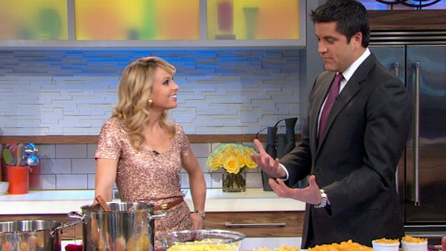Elisabeth hasselbeck chocolate chip cookie recipe