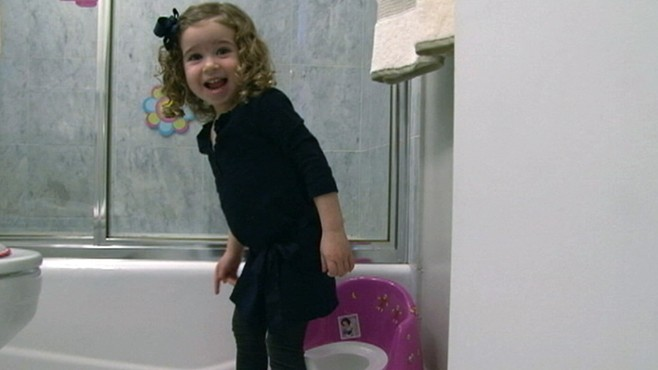 VIDEO: Parents under increasing pressure from schools to potty train their kids.