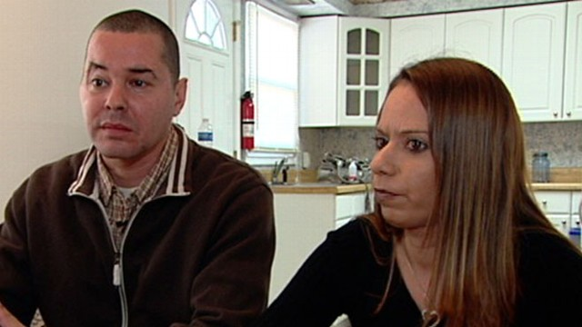 VIDEO: NJ couple is suing their landlord, claiming he rented them a haunted house.