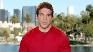 VIDEO: Lou Ferrigno