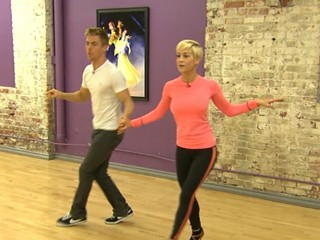 Watch: New 'It' Couple on 'DWTS' Discuss Wowing Judges