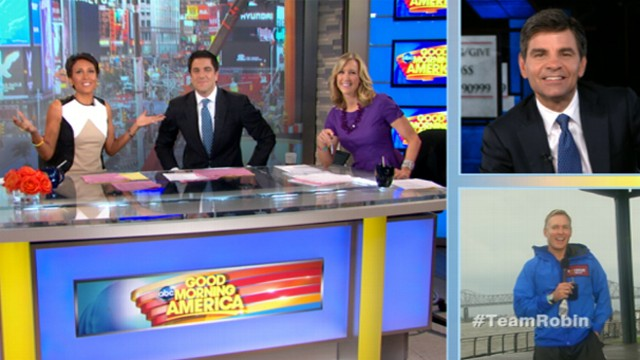 "VIDEO: On her last day before medical leave, the ""GMA"" anchor recalls the good times."