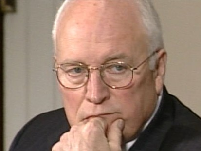VIDEO: Cheney Role in CIA Secrecy Questioned