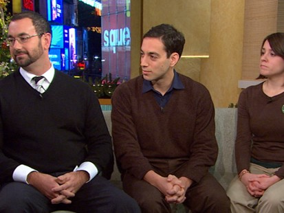 VIDEO: Families of the three Americans detained in Iran plead for their safe return.