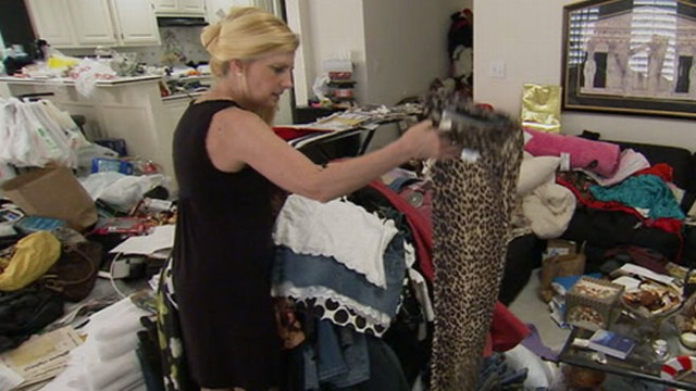 Tlc Hoarders Woman Faces Shopping Addiction After Divorce
