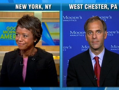 VIDEO: Mellody Hobson and Mark Sandi weigh in on the current state of the markets.