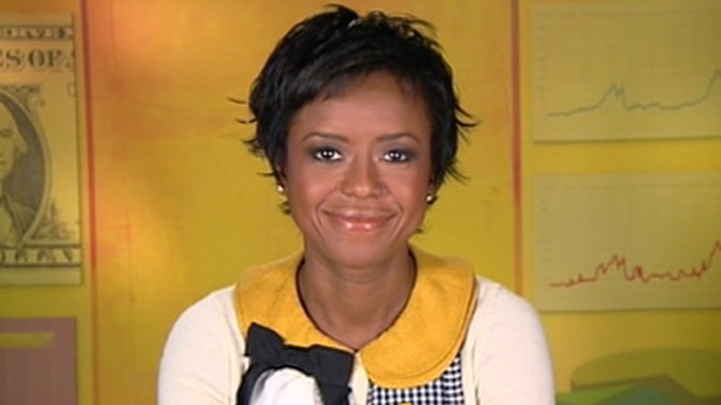 VIDEO: Mellody Hobson advises parents-to-be to be prepared for the cost of having kids.
