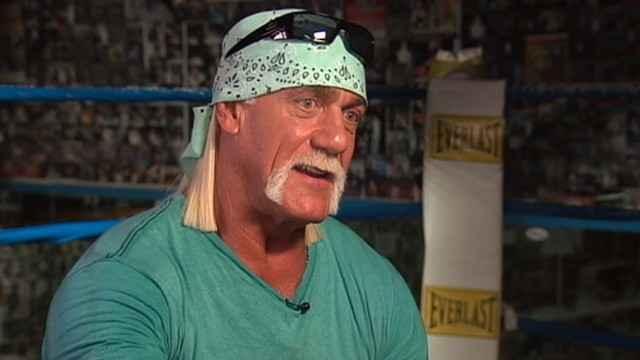 VIDEO: Former professional wrestler, reality-TV star discusses regrets, moving on.