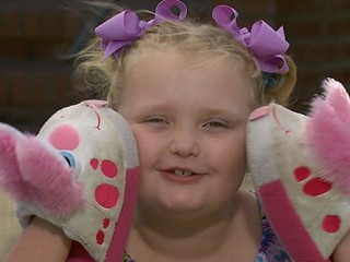 Watch: Honey Boo Boo, and Her Belly, Continue Chat With 'GMA'