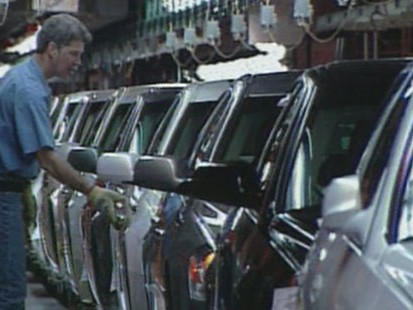 VIDEO: Workers who have been with the automaker for decades worry about future.