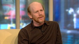 "VIDEO: Director Ron Howard discusses his new film, ""Angels and Demons."""