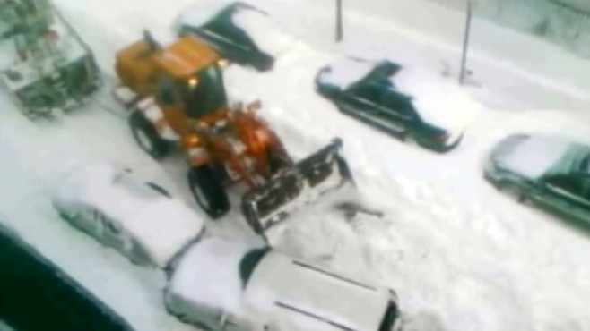 VIDEO: Jeremy Hubbard reviews the damage and frustration caused by Blizzard 2010.