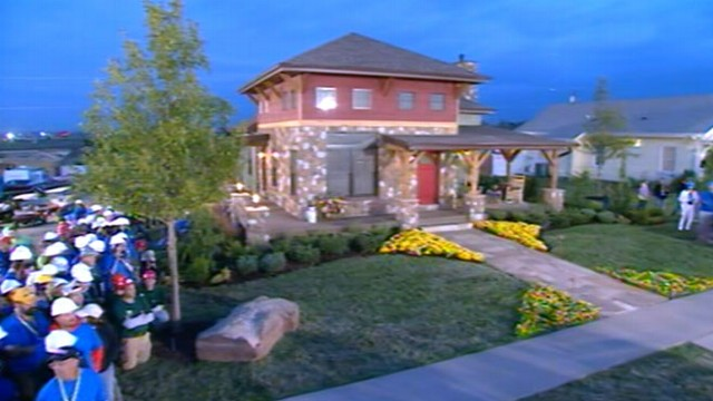 buffering. Extreme Makeover  Home Edition  Sneak Peek Inside Joplin Family s