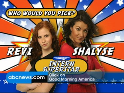 GMA Intern Superstars
