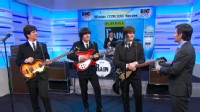 VIDEO: Return of Broadways Rain marks 47 years since The Beatles arrival in NYC.