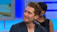 VIDEO: Matthew Morrison, star on Foxs show Glee, discusses highly-buzzed-about CD.