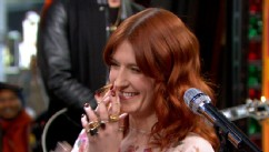 VIDEO: Singer explains thought-process behind creating her second album, Ceremonials.