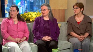 mothers of the three missing hikers being held in Iran speak out