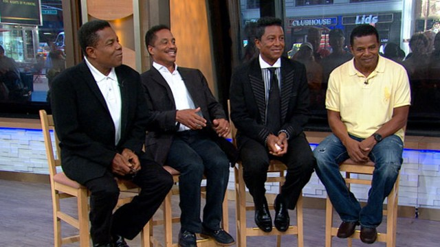 VIDEO: The legendary pop group talks with Robin Roberts about their Unity 2012 tour.