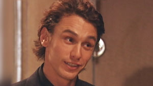James Franco is an artist working on multiple levels -- movie star, heartthrob and now ... soap star.