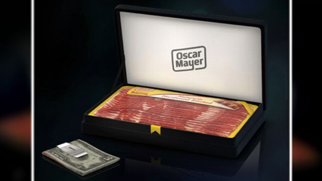 Video: Oscar Mayers Luxury Bacon Box Set for Fathers Day