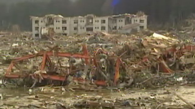 VIDEO: Intact possessions reveal life before deadly earthquake, tsunami struck Japan.