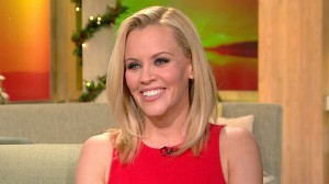 VIDEO: Jenny McCarthy Plays Santas Baby