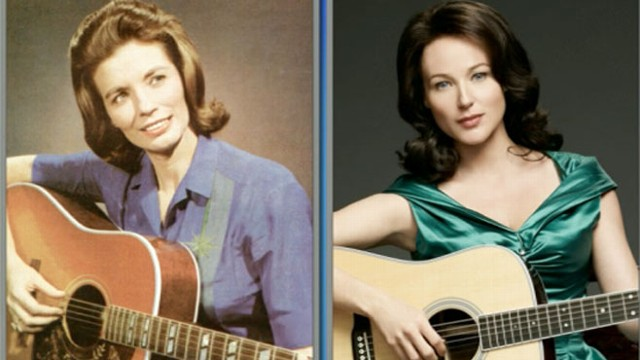 Video: Jewel: Wonderful Playing June Carter Cash