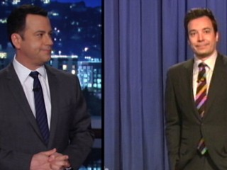 Watch: Leno to Retire: Fallon, Kimmel to Battle It Out in Late Night