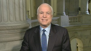 VIDEO: McCain Not Sold on Obamas Speech