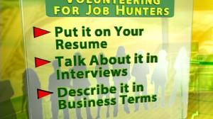 VIDEO: Volunteering for Job Hunters
