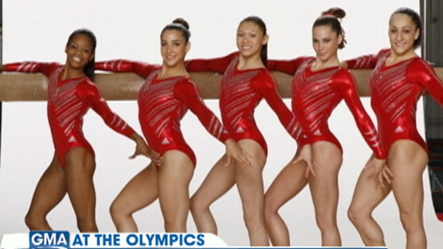 VIDEO: Aly Raisman shocked everyone when she knocked Wieber out of the finals.