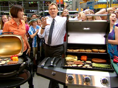 VIDEO: Catherine Zandonella explains where to find an eco friendly grill.