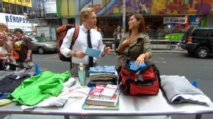 VIDEO: How to travel light