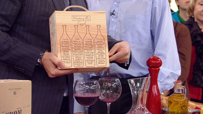 VIDEO: Dr. Vino Encourages Wine in Boxes
