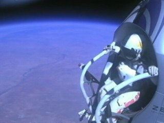 Watch: Daredevil's Supersonic Leap Breaks Three Records