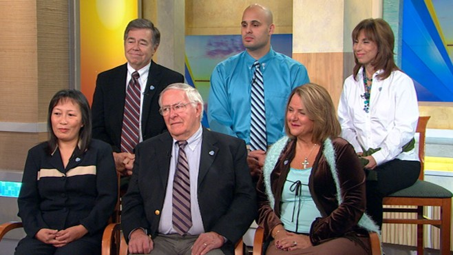 "VIDEO: Members of jury that found Stephen Hayes guilty of murder sit down with ""GMA."""