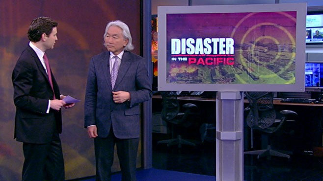 VIDEO: Dr. Michio Kaku on Japan's Nuclear Problems