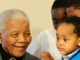 Watch: Nelson Mandela Hospitalized With Lung Infection
